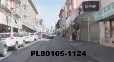 Vimeo clip HD & 4k Driving Plates San Francisco, CA PL80105-1124