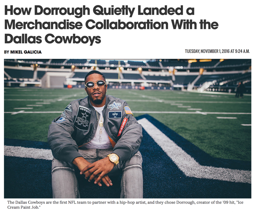 Original Story published on the   Dallas Observer