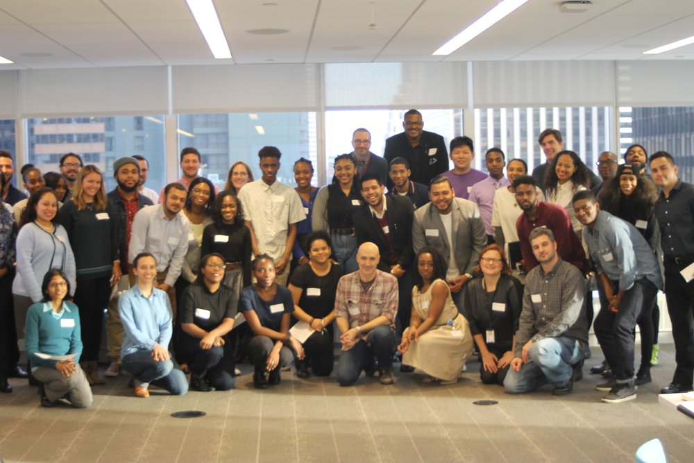 Viacom Career Mentoring Day - January 12, 2017
