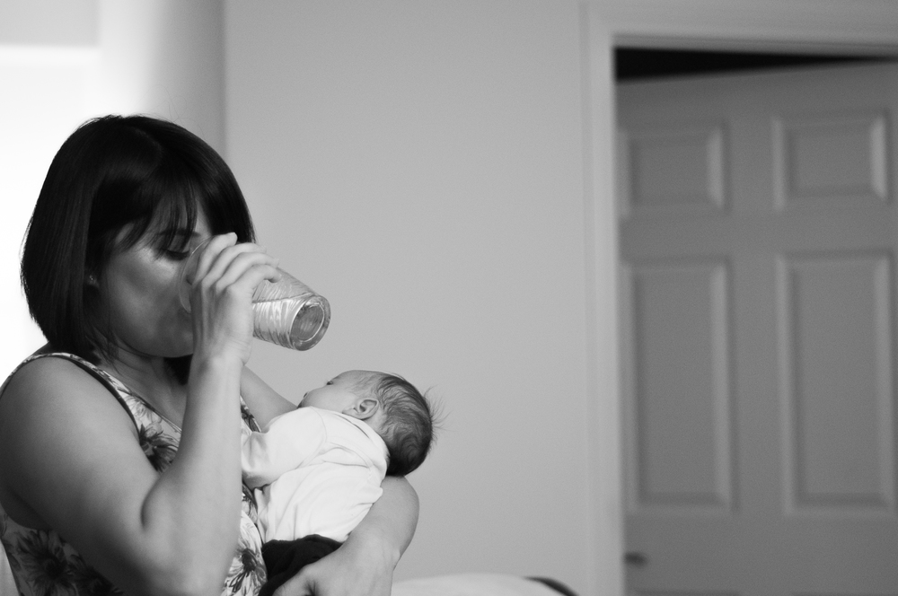 Los Angeles Newborn Photographer | Nicole Gracen