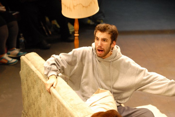 Bradley in  Buried Child