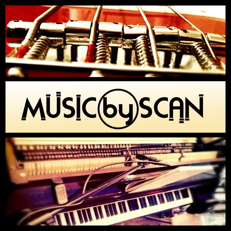 MUSICbySCAN original multi-instrumental music by Marty Scanlon