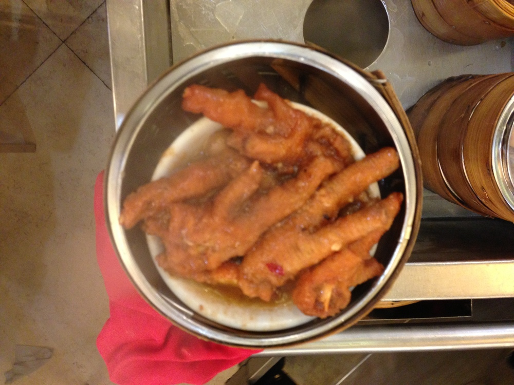 Chicken Feet If You Dare