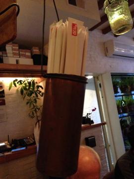Hanging Chopsticks