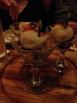 Dumpling Martini?