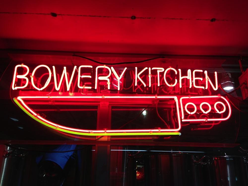 Bowery Kitchen