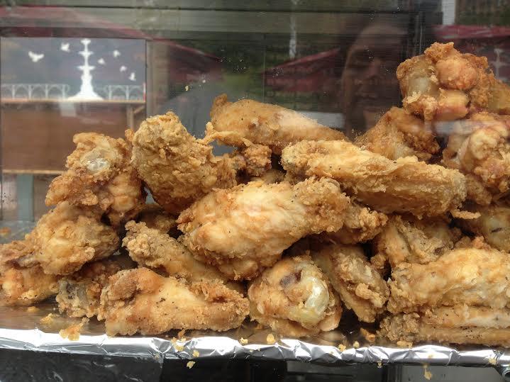 Seoul BBQ Chicken