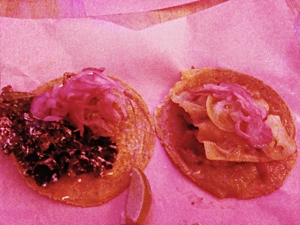 Jalepeño Taco/Pastrami Taco