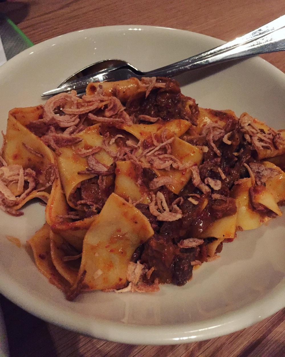 Spicy beef szechuan