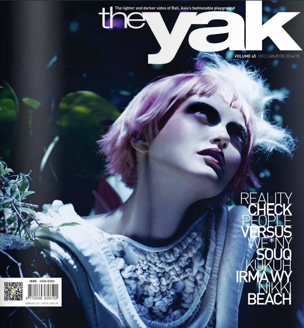 The Yak Magazine, Vol 45, Dec 2014 - Jan/Feb 2015