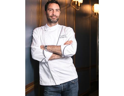 Executive Chef Luigi Calcagno