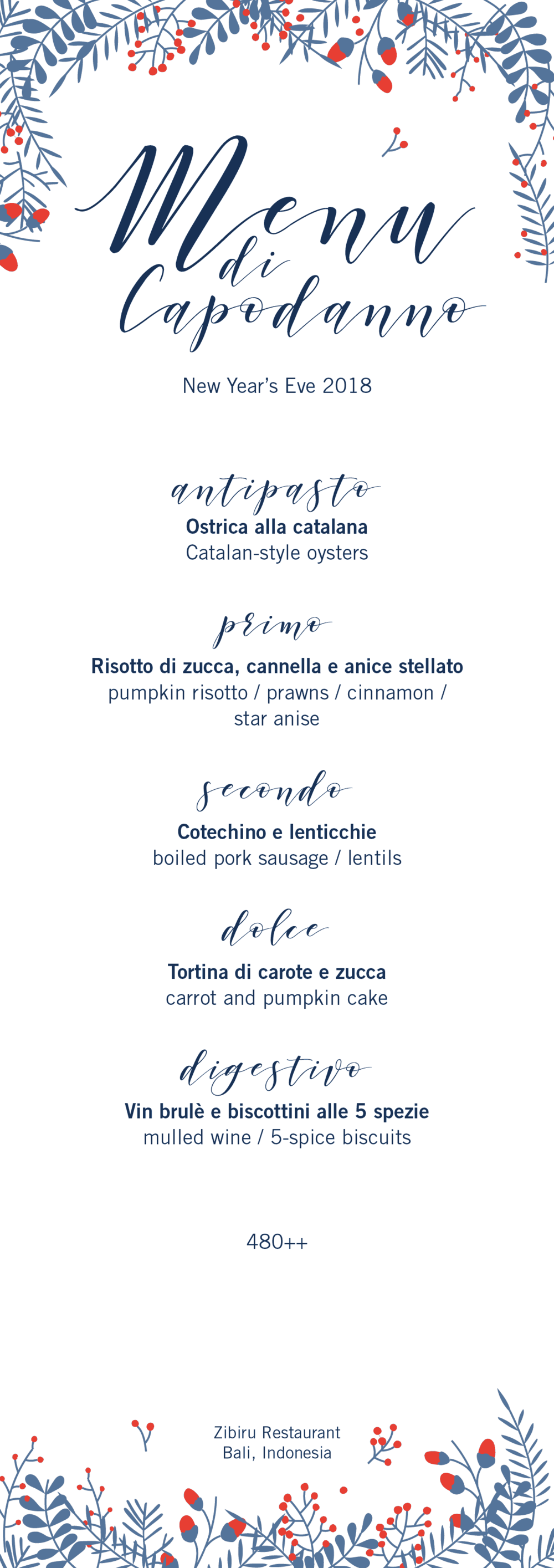 zibiru-italian-restaurant-festa-di-capodanno-new-years-dinner-menu-2018