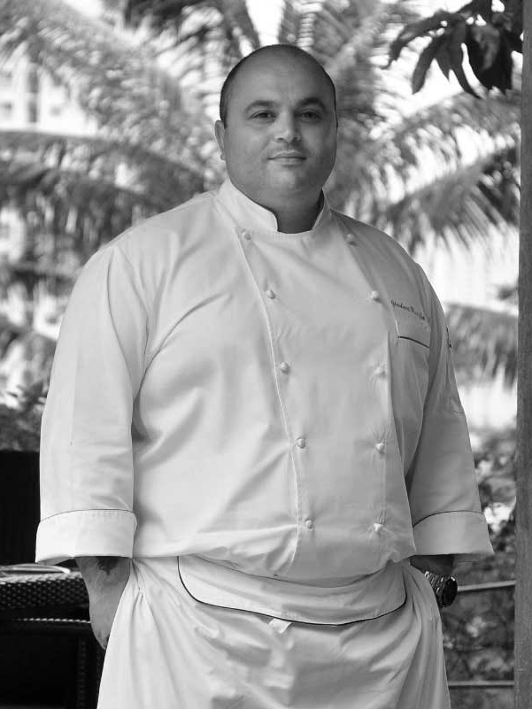 Executive Chef Gianluca Visciglia