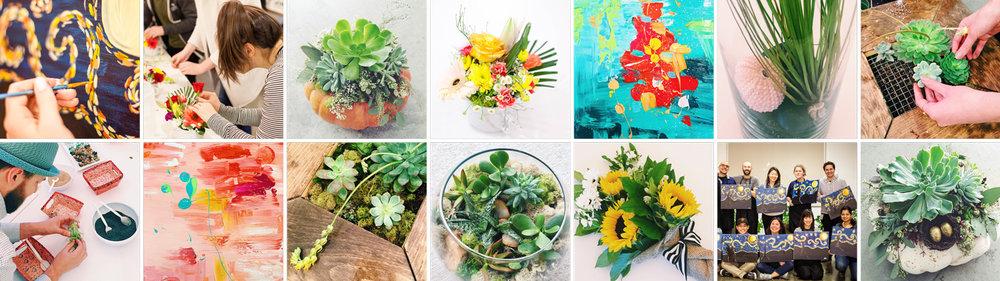 Floral-workshops