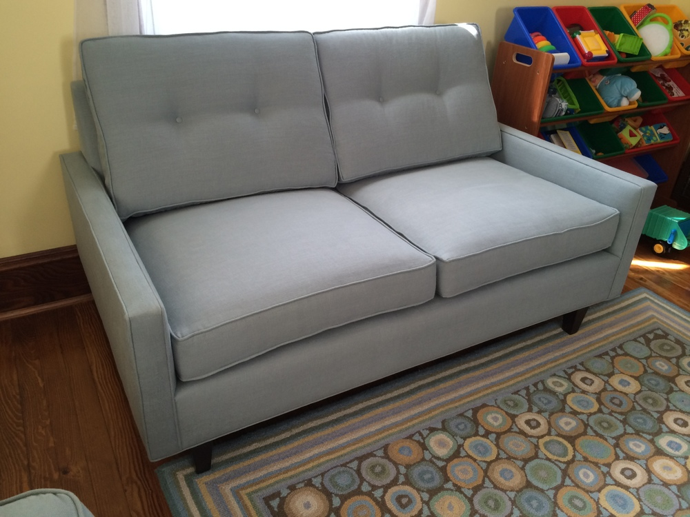 Dig This Is Excited To Bring You Custom Sofas Based On Classic Mid Century  Designs.