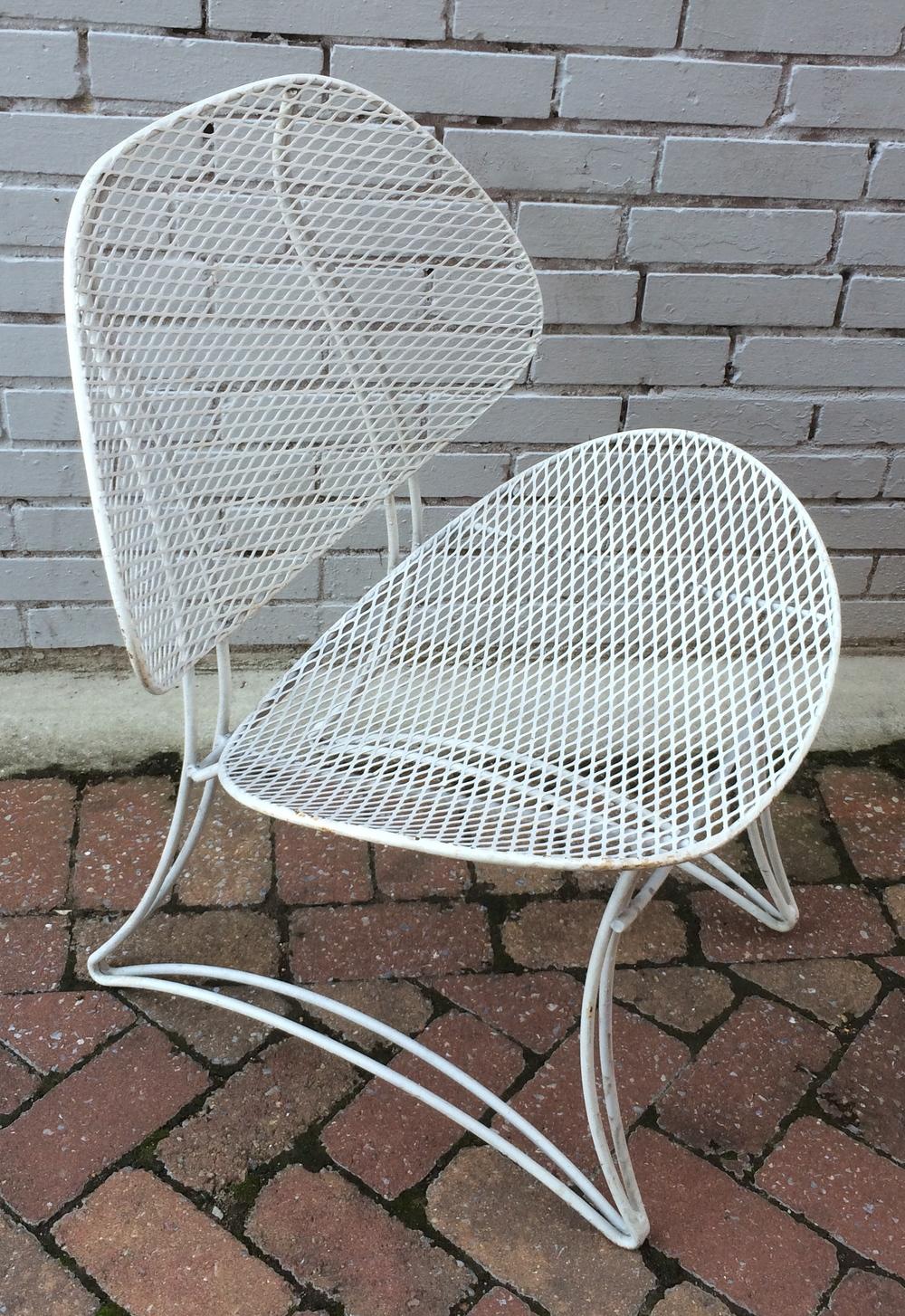 salterini patio chairs dig this rh icandigthis com Vintage Salterini Outdoor Furniture Salterini Patio Set