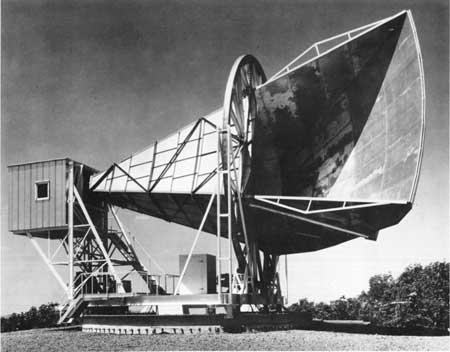 Holmdel Antenna [Bell Labs]