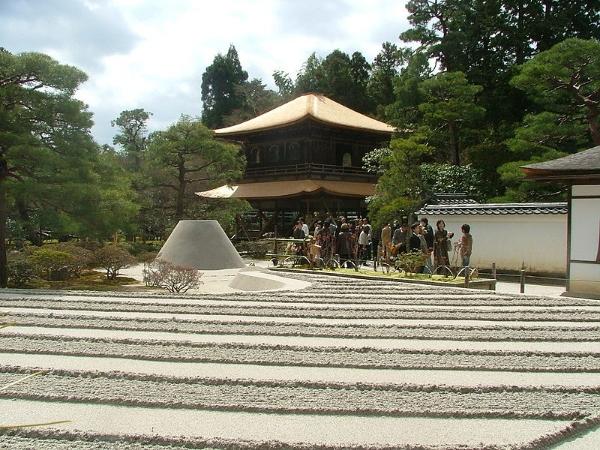 Ginkakuji -- Image:Wikipedia
