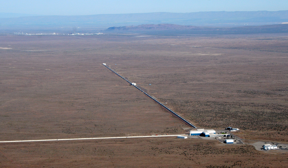 "The LIGO gravitational wave detector - the strongest gravitational waves that we hope to observe will the move mirrors at each end of the ""arms"" by a distance that is a billion times smaller than the diameter of a typical atom."