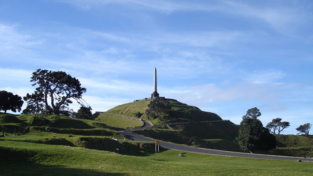 One Tree Hill, Auckland  Image: Wikimedia