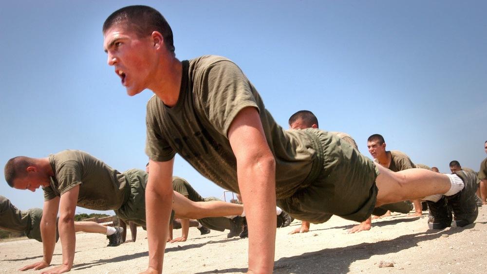 US Marines  Image: Wikimedia
