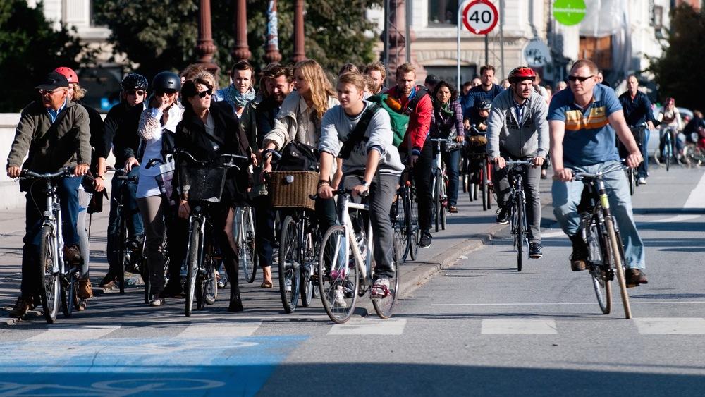 Copenhagen street scene. Image: Wikimedia