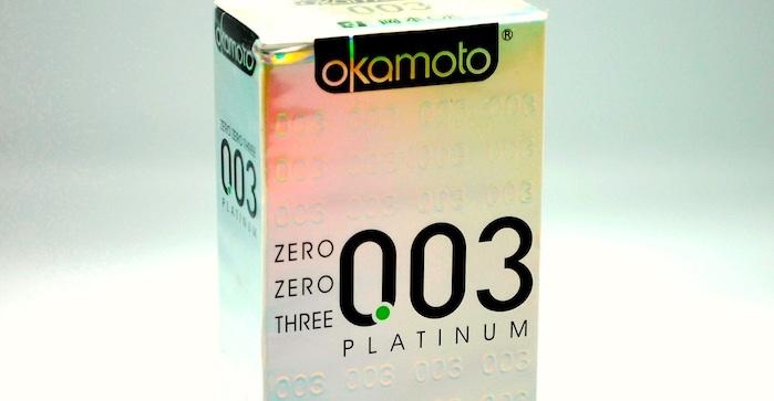 Mindre, tunnare och lättare är nästan alltid bättre i Japan. Världens tunnaste kondom är bara ett exempel.
