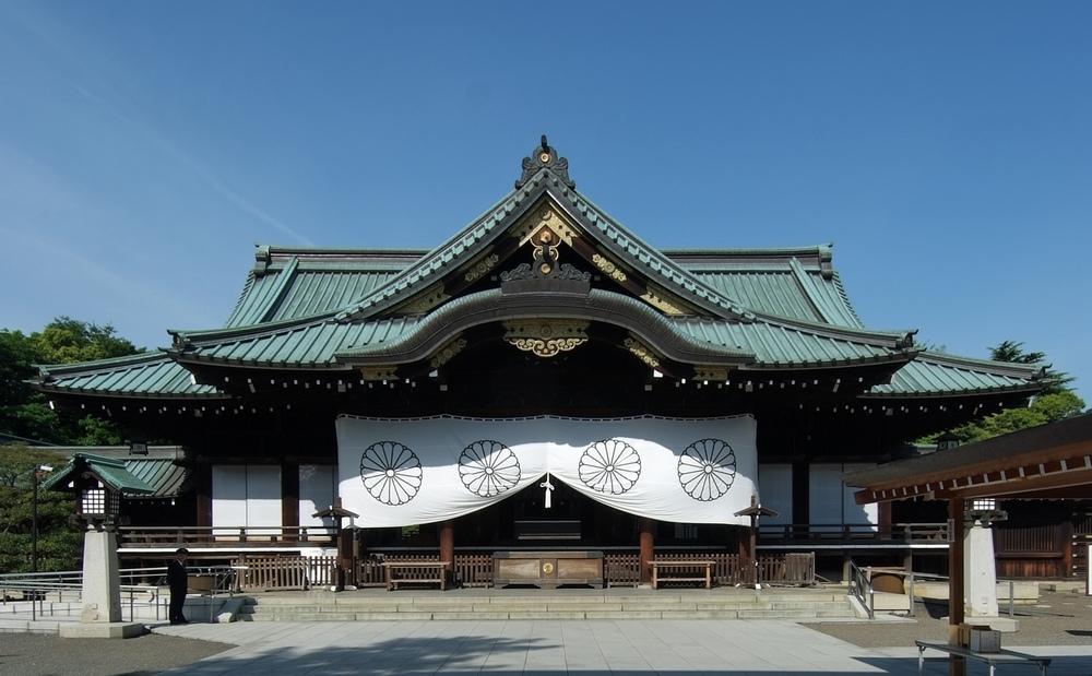 Yasukuni-templet är ett av många vackra tempel i Tokyo. Tyvärr är det en del av ett diplomatiskt problem mellan Japan, Kina och Sydkorea.