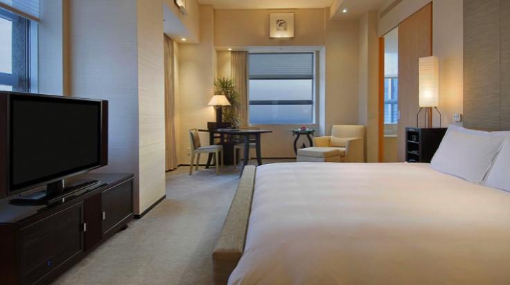 Enkla och stilrena rum med hög komfortfaktor.