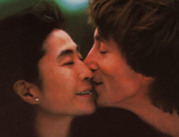 Kanske världens mest kända japansk-västerländska par...