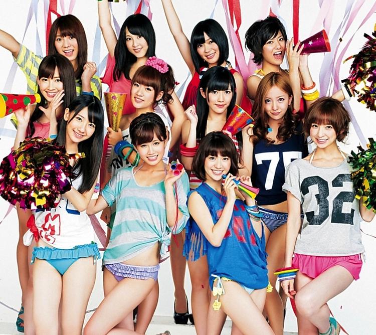 AKB48 är nu officiellt det största som hänt i den japanska popvärlden. Man slog härom dagen det japanska rekordet i antal miljonsinglar i en följd.