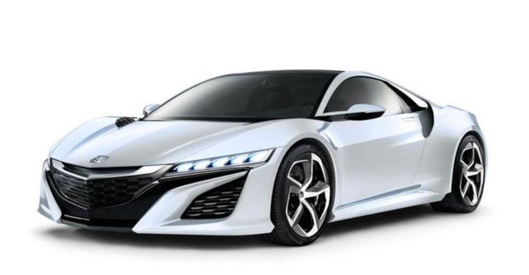Kan man tolka Hondas återuppväckta NSX som ett tecken på att Japans industri börjar återfå sin forna spänst?  Bild: Honda Motor