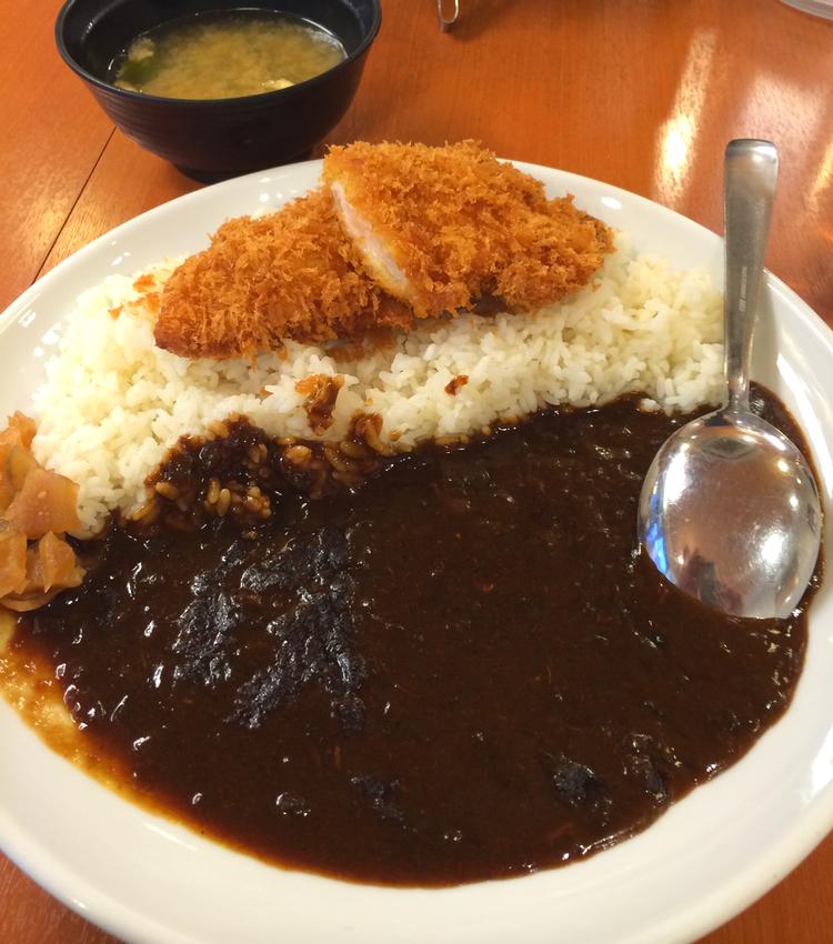 Japansk curry är inte samma sak som indisk curry, men väldigt gott ändå!