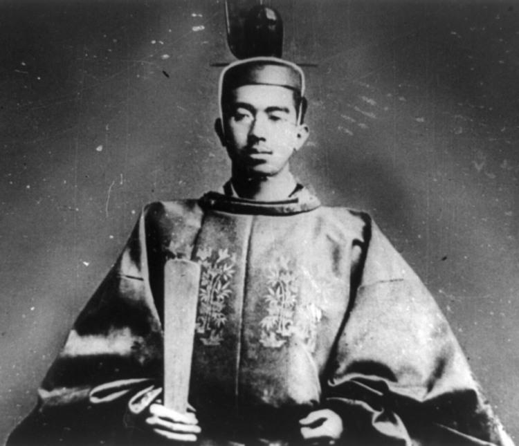 Gamle kejsare Hirohito föddes idag för 113 år sedan.