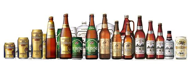 Den japanska ölen är med rätta populär. Japanska märken på Systemet smakar dock inte likadant, då de är bryggda i Europa.