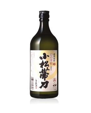 Shochu är den idag mycket populära japanska vodkan.