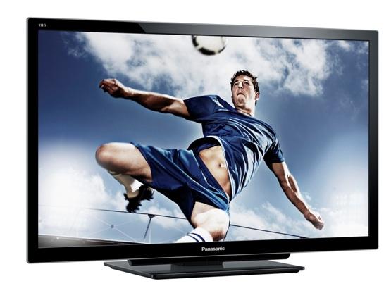 Utan fotboll skulle världen inte ha 4K-TV redan nu!  Bild: Panasonic