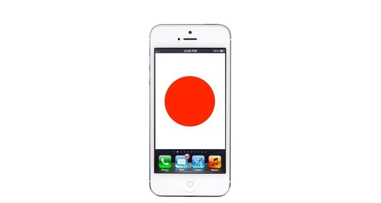 Det syns inte på utsidan, men drygt halva din iPhone är tillverkad i Japan.