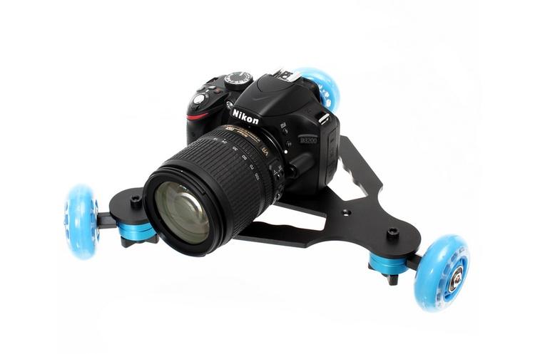 Enkel men bra lösning för att filma stabil video
