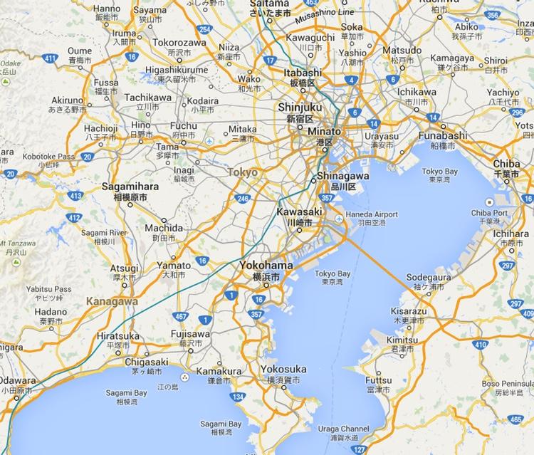Med en komplicerad geografi och nästan alla skyltar enbart på japanska, är det bra att ha några glosor med sig på resan.
