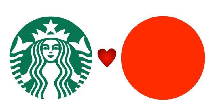 Starbucks och Japan - ömsesidig kärlek!