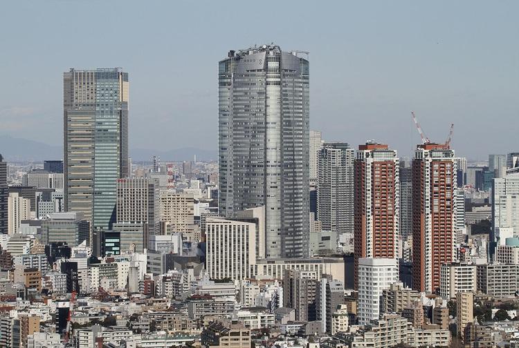 """Roppongi (ordet betyder """"sex träd) är Tokyos mest """"internationella"""" stadsdel - på gott och ont. En alltför oskyldig svensk kan råka illa ut.  Foto: Wikimedia Commons"""