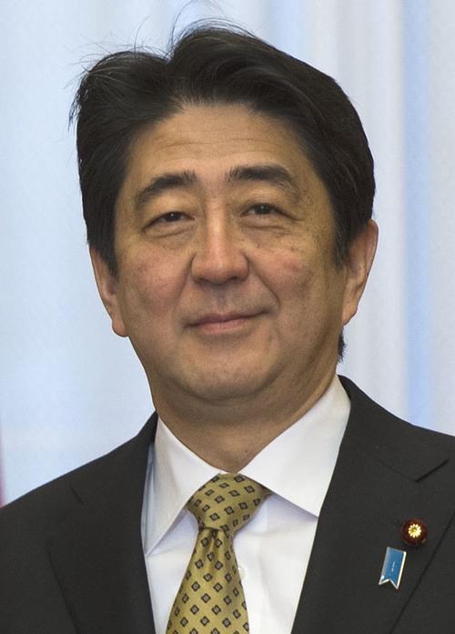 Abe ser nöjd ut sedan han fått utökat mandat efter extravalet i söndags.  Foto:Erin A. Kirk-Cuomo (Creative Commons)
