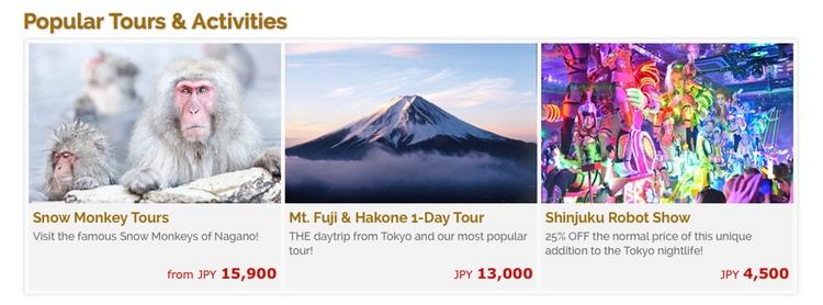 Det är busenkelt att boka in en inrikes charterresa i Japan med Japanican.