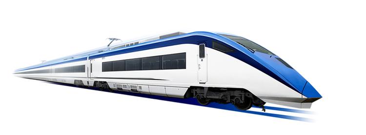 Keisei Skyliner heter snabbaste tåget in till Tokyo. Dock inte alltid mest praktiska alternativet.