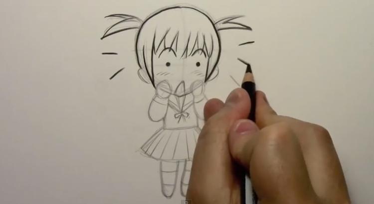 Mark Crilley  är inte japan, men han kan rita manga och anime som om han vore det.