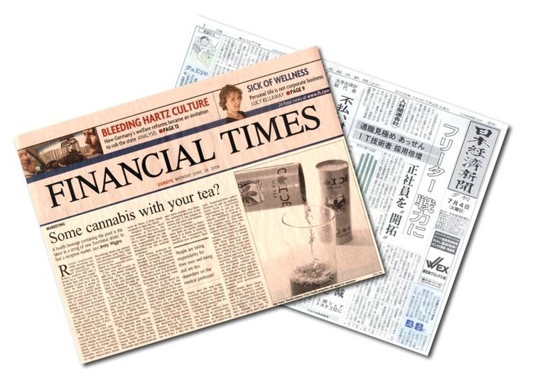Nihon Keizai Shinbun köper Financial Times för 1,3 miljarder dollar! Räkna med fler japanska förvärv här framledes.
