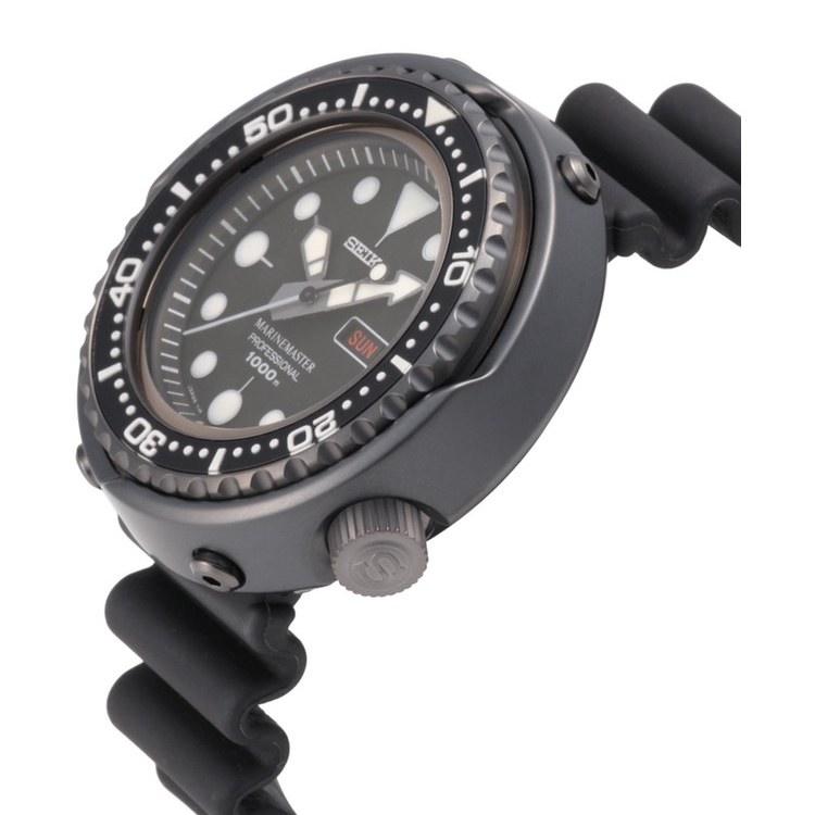 """Seikos """"tonfiskburk"""" är klockan för den som gillar att dyka på djupt vatten."""
