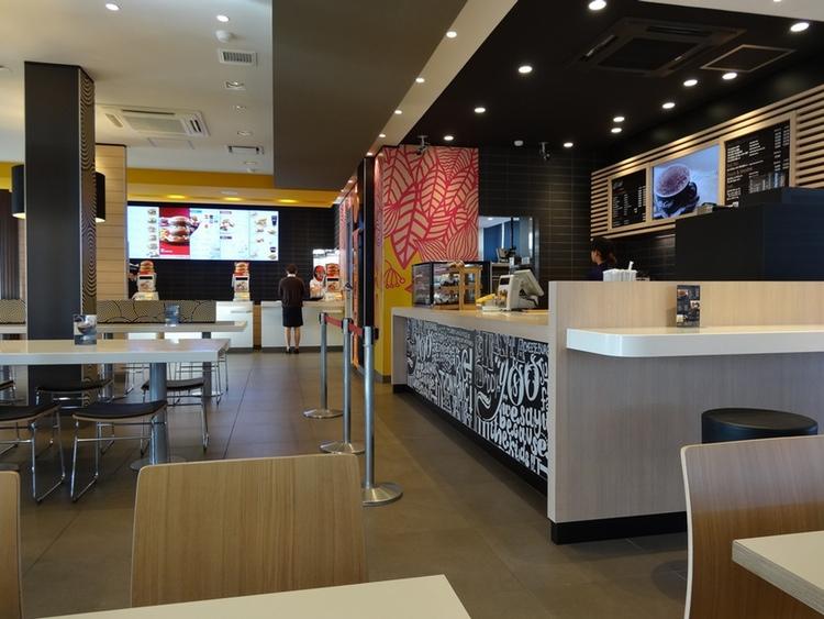 McDonalds erbjuder gratis wi-fi på ca hälften av sina krogar i Japan med början i juni.  Foto: GNU license
