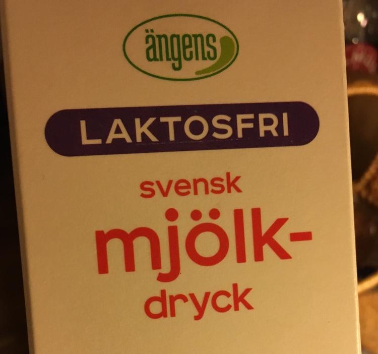 Därför blir man glatt förvånad när någon faktiskt vågar skriva korrekt svenska på en förpackning.
